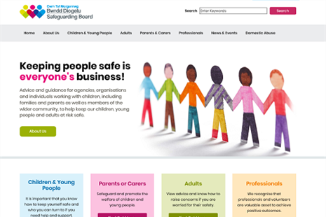 Safeguarding Board announces new website launch