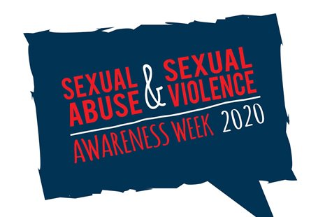 National Sexual Abuse and Sexual Violence Awareness Week 2020